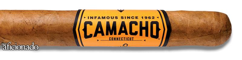 Camacho - Connecticut Churchill (Box of 20)