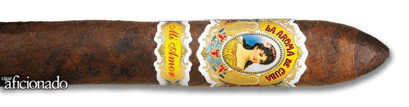 Ashton - La Aroma De Cuba - Mi Amor Belicoso