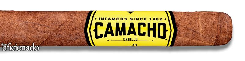 Camacho - Criollo Churchill (Box of 20)