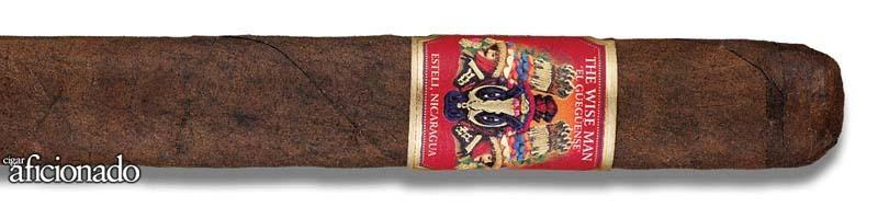 Foundation - The Wise Man - Maduro Churchill (Box of 25)