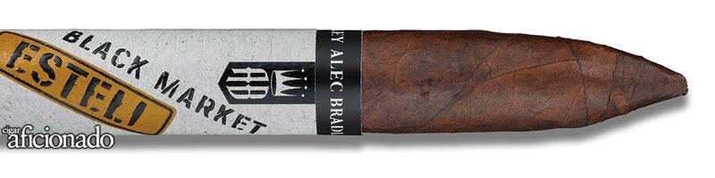 Alec Bradley - Black Market Esteli Torpedo
