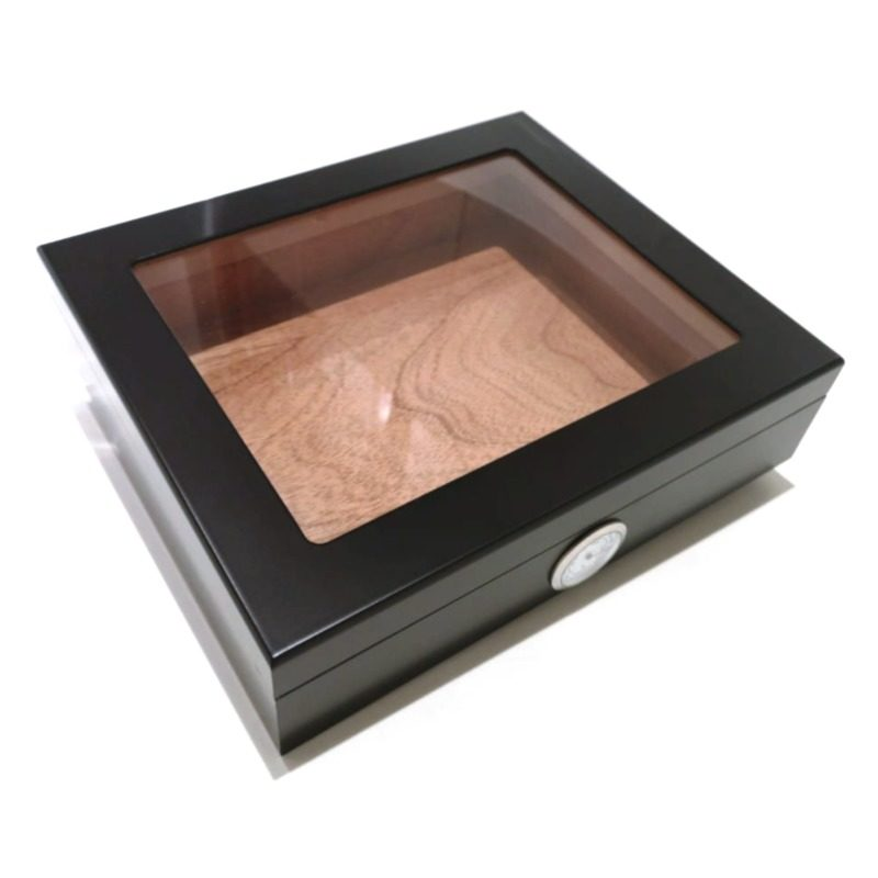 Angelo Glass Humidor