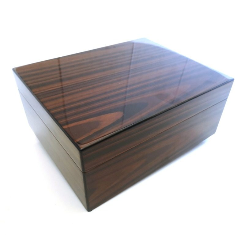 Angelo - 50 Cigar Desktop Humidor