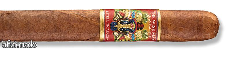Foundation - The Wise Man - Maduro Lancero (Box of 13)
