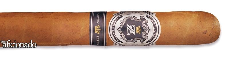 Davidoff - Zino - Platinum Crown Series Double Grande Tubo (Box of 10)